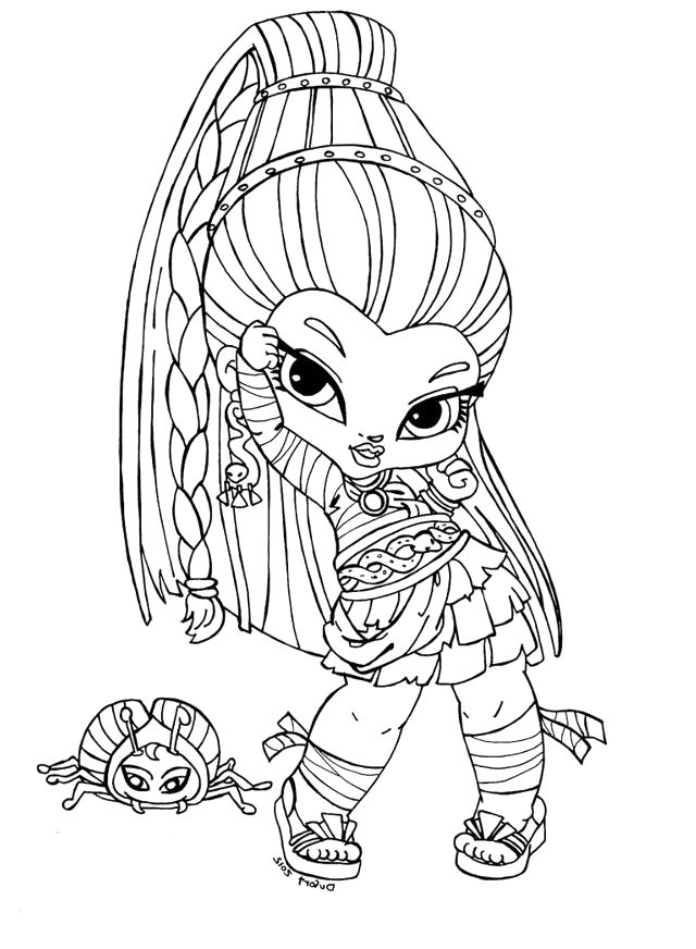 127 best amyahs monster high images on pinterest monster for Monster high pets coloring pages