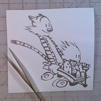 Calvin and Hobbes in Wagon Decal http://www.customsense.com/calvin-and-hobbes-in-wagon-decal-p-655.html