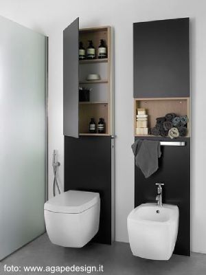 toaleta, ceramika, łazienka, szafki, toilet, ceramics, bathroom cabinets
