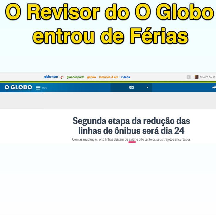 O Revisor do O Globo entrou de Férias ➤ http://oglobo.globo.com/rio/segunda-etapa-da-reducao-das-linhas-de-onibus-sera-dia-24-17792292 ②⓪①⑤ ①⓪ ①⑥