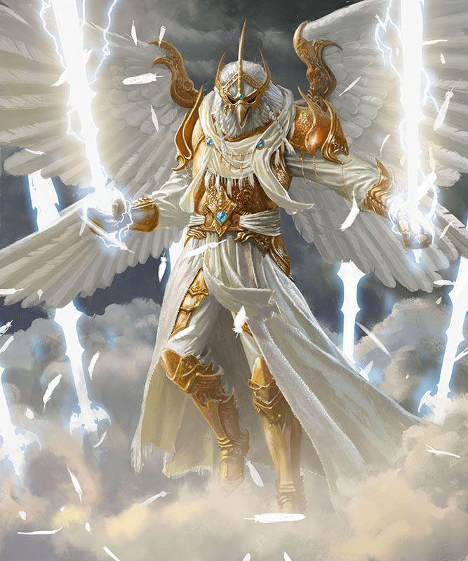 Untis, Götterprinz, Gott des Lichtes, Wächter der Götter