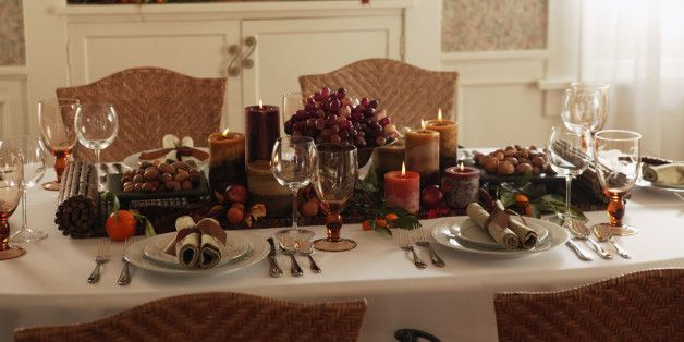 The Empty Chair At Thanksgiving