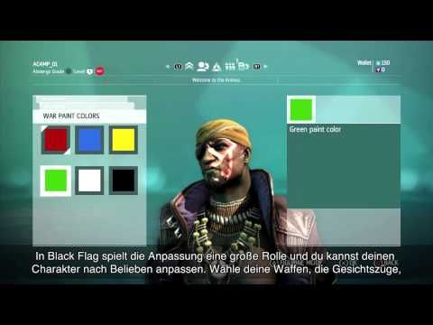 Multiplayer Features Trailer | Assassin's Creed 4 Black Flag [AUT]