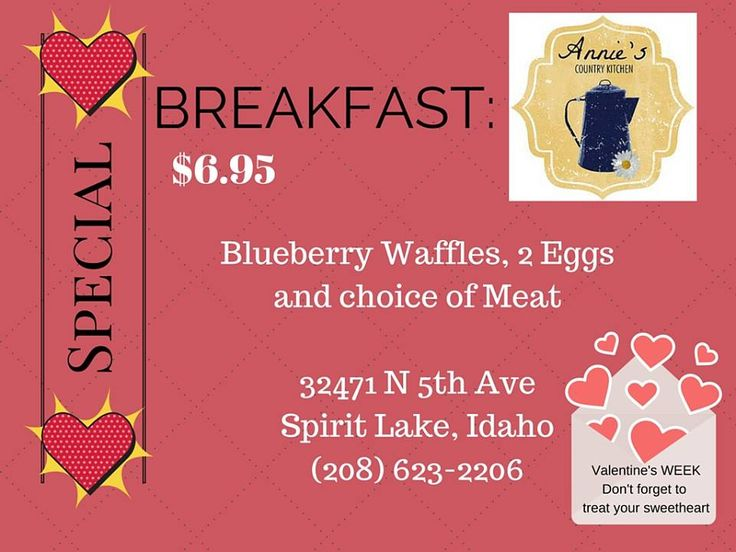 Find This Pin And More On Annie S Country Kitchen Spirit Lake Idaho