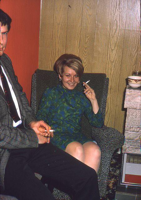 Scanned Slide - 60s Party - 2, via Flickr.
