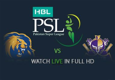 PSL Live Streaming | Live Cricket Online Streaming, Scores, Fixtures, Results
