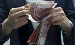 CHINA: Some college students have agreed to send photos of themselves naked to potential lenders in return for cash.