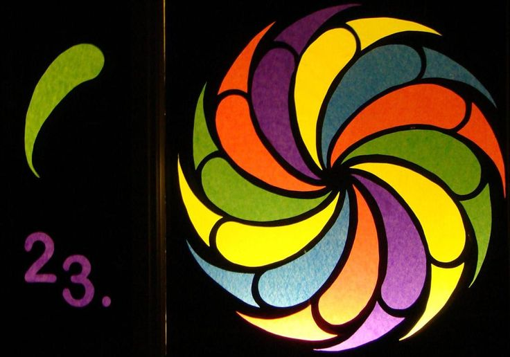 Adventsfenster 2010 - Gemeinde Fehren