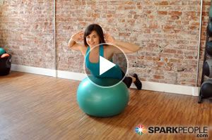 A great exercise to stretch and strengthen your lower back (and keep back pain at bay)!