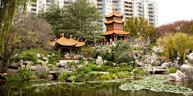 Chinese Gardens of Friendship, Darling Harbour: An enclave of paradise in the epicentre of the city
