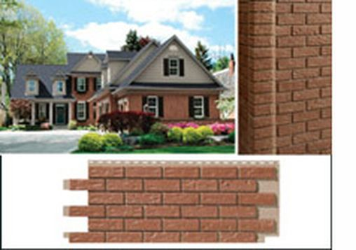 15 best brick vinyl siding combinations images on - Exterior brick and siding combinations ...