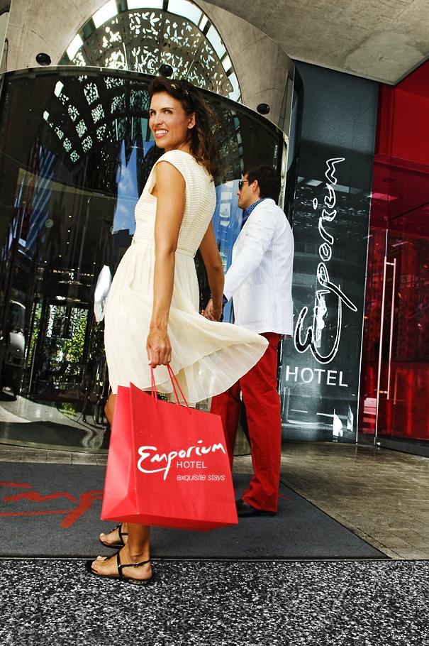 Luxury Hotel Brisbane Exquisite Stays Accommodation Emporium Hotel www.emporiumhotel.com.au #Hotel #Brisbane #Luxury