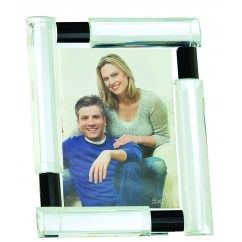 """Galway Crystal - Deco 5"""" x 7"""" Photo Frame. €45.00"""
