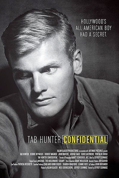 Advocate: June 20, 2015 - Former teen heartthrob Tab Hunter, out as gay at age 83, tells all