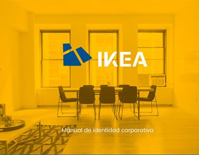 """Check out new work on my @Behance portfolio: """"Corporate Identity manual IKEA"""" http://be.net/gallery/47774697/Corporate-Identity-manual-IKEA"""