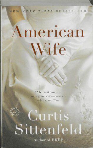 American Wife: A Novel (Random House Reader's Circle) by Curtis Sittenfeld http://www.amazon.com/dp/0812975405/ref=cm_sw_r_pi_dp_fsYOub0N3WNBN