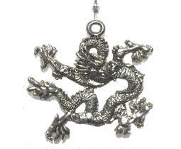Sun Catcher - Metal Dragon