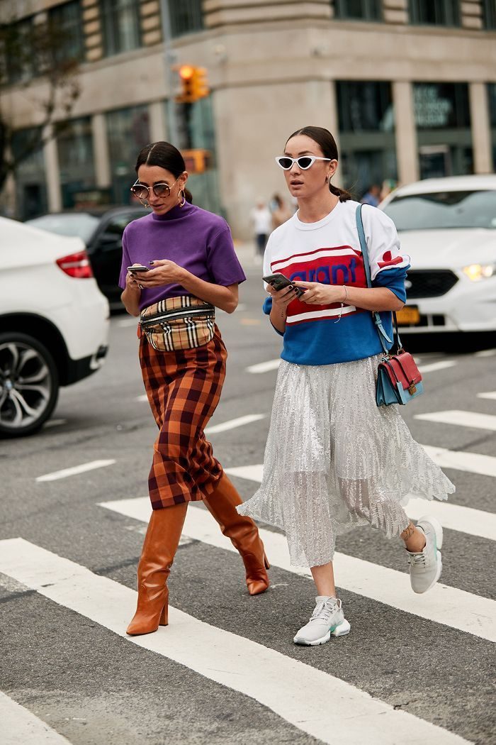 The Latest Street Style From New York Fashion Week   Moda