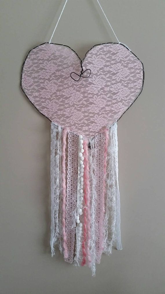 Check out this item in my Etsy shop https://www.etsy.com/ca/listing/490655898/valentines-day-gift-heart-dreamcatcher