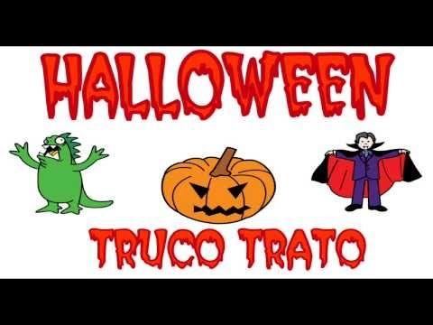 Vídeo canción de Halloween para cantarla en nuestras clases, incluimos la letra -Orientacion Andujar