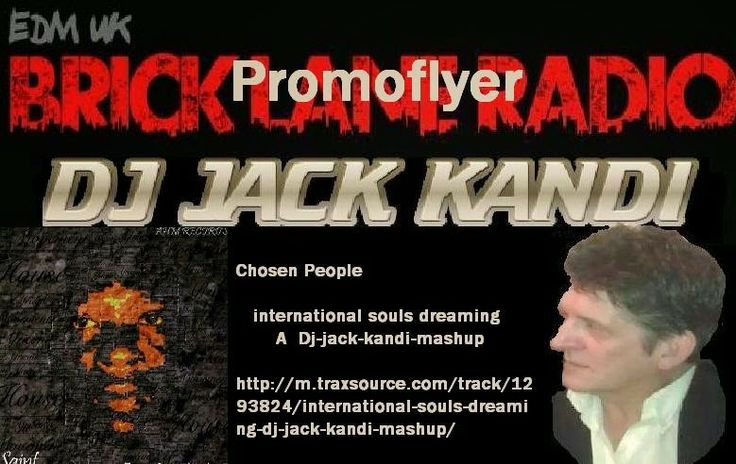 TheDKcorner: International Souls Dreaming (DJ Jack Kandi Mashup...