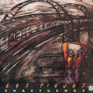 Tapa de disco Chac tu chac de Los Piojos de 1992