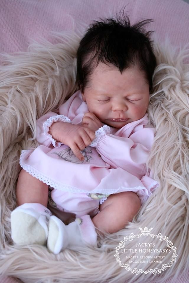 Lailani by Elisa Marx - Pre-Order - Online Store - City of Reborn Angels Supplier of Reborn Doll Kits and Supplies