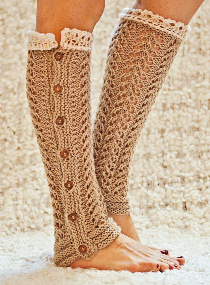 74 Best Knitting Leg Warmers Boot Images On Pinterest Knitting