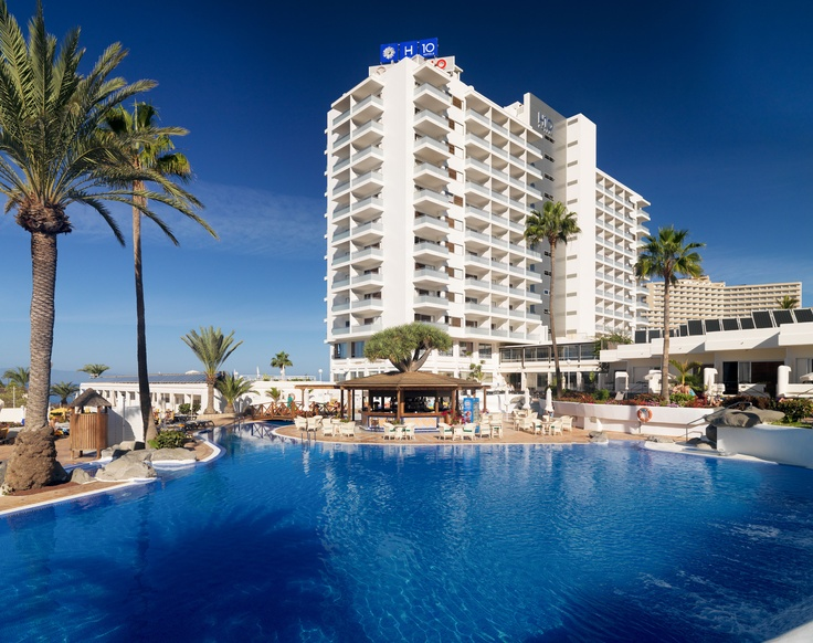 Las Américas, Teneriffa Hotel H10 Gran Tinerfe www.teneriffa-mauritius.de