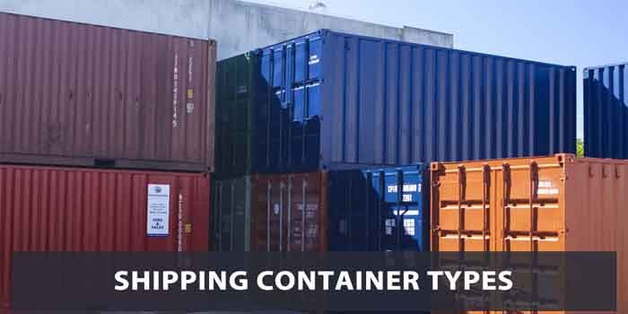 16different Types Of Cargo Shipping Containers Shoppingthoughts Shipping Container Cargo Transport Cargo Shipping