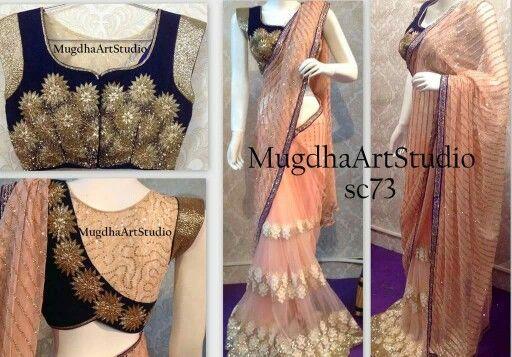 Hyderabdi designer, mugdha arts creation