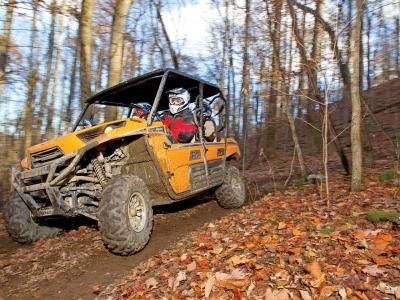 Ride Area Review - Ride Royal Blue ATV Resort  A Tennessee Trail Treasure  People initially come to Ride Royal Blue for the trails. BOOKED!