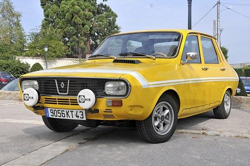 (1970 - 1974) Renault 12 Gordini
