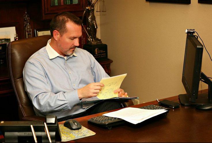 Attorney Jeffrey Lustick, our senior partner.