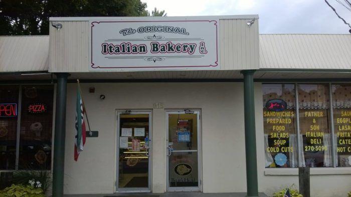 The Original Italian Bakery Johnston Rhode Island