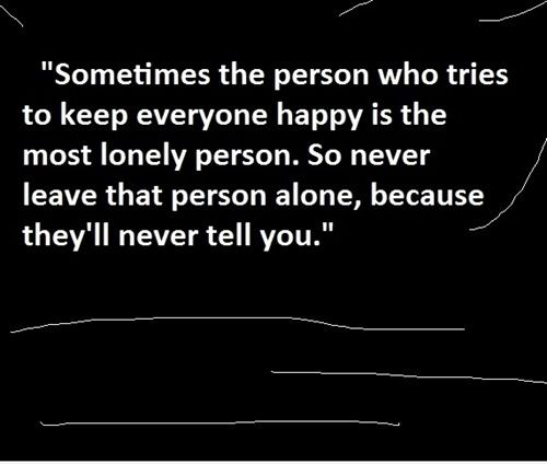 Lonely Pictures and quotes | depressing, lonely, quote, truth - image #308928 on Favim.com