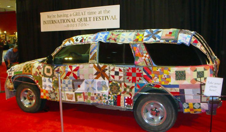 International Quilt Festival Houston 2016