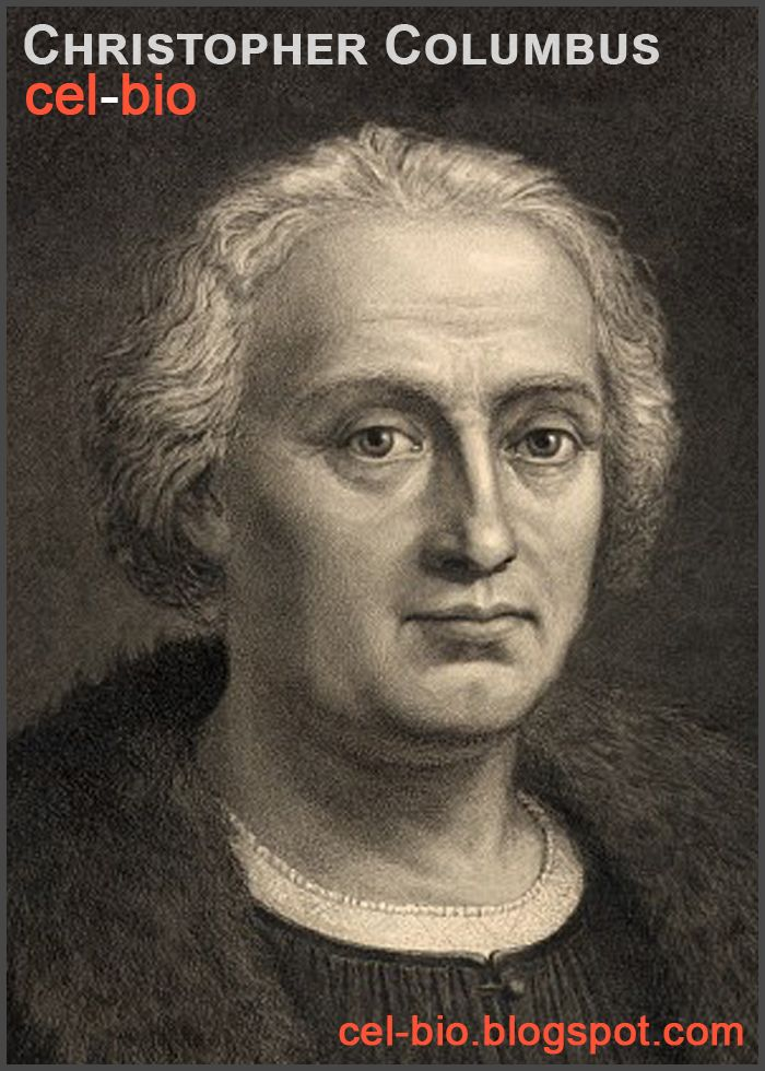 NAME               Christopher Columbus             OCCUPATION      Explorer     BIRTH DATE   October 31, 1451      DEATH DATE    May 20, ...
