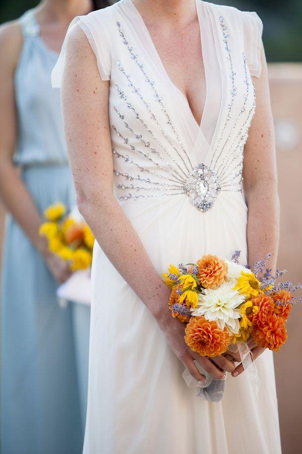 Stunning Hacienda Dona Andrea New Mexico Wedding With Papel Picado Elements   Ashley Davis Photography http://www.storyboardwedding.com/hacienda-dona-andrea-plays-host-to-this-upscale-papel-picado-new-mexico-wedding/