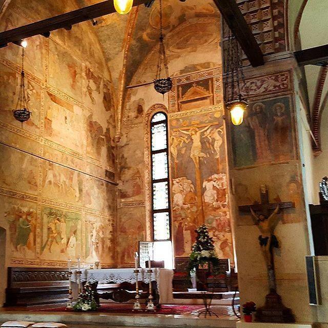 Duomo di Spilimbergo thanks to @nihil2015