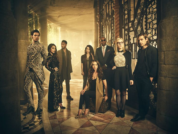 Exclusive Coverage of Episodes one to four for Season Two of The Magicians. Broadcast Debut the 25th of January 2017 on Syfy. #MagiciansSyfy #themagicians #Syfy #Fantasy