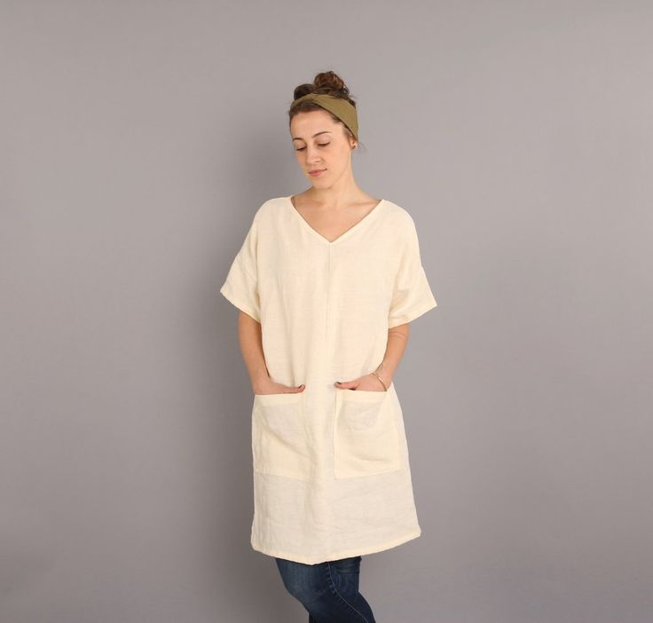 Oslo Tunic — CONSCIOUS CLOTHING