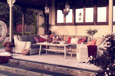 #Brafab, Vallejo, Wicker, outdoor furniture, sofa, konstrotting, utemöbler, trädgårdsmöbler