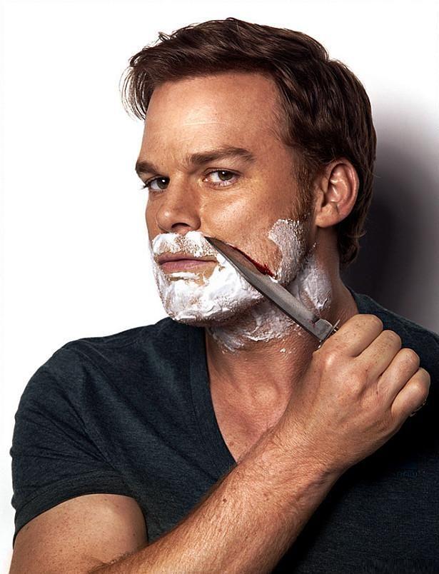Dexter Morgan Photo Gallery | Dexter Dexter - Season 8 - EW Magazine Cast Photos