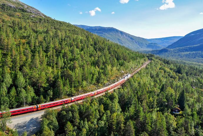 A Guide To Scandinavian Rail Passes Routes North Stockholm Sweden Scandinavia Eurail