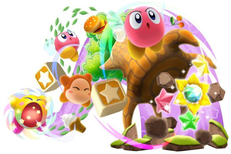 Kirby games - Nintendo