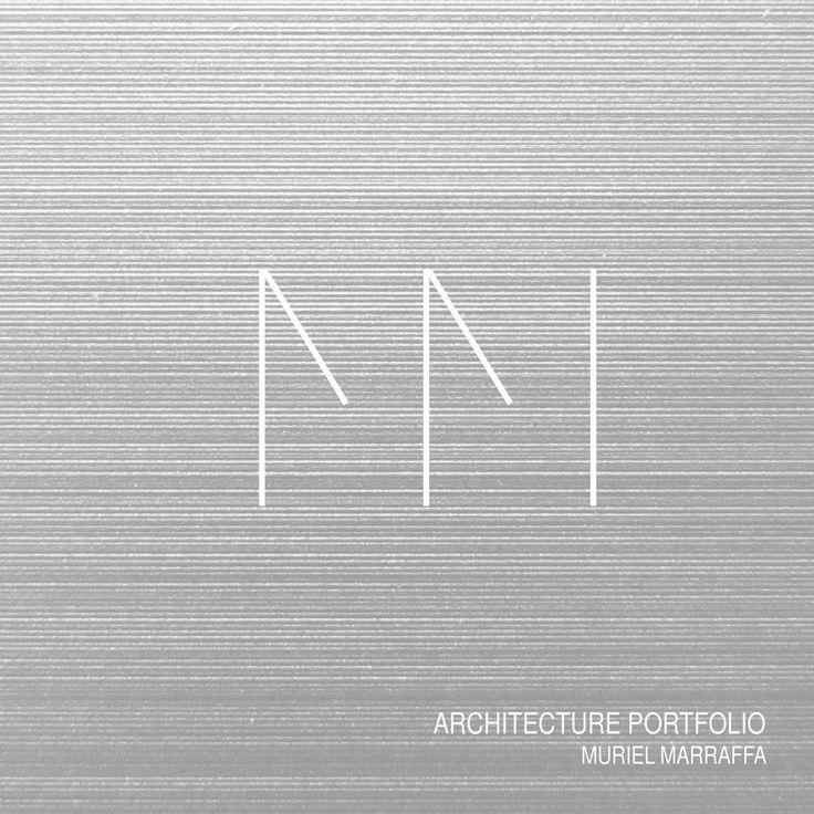 49 best architecture portfolio images on pinterest