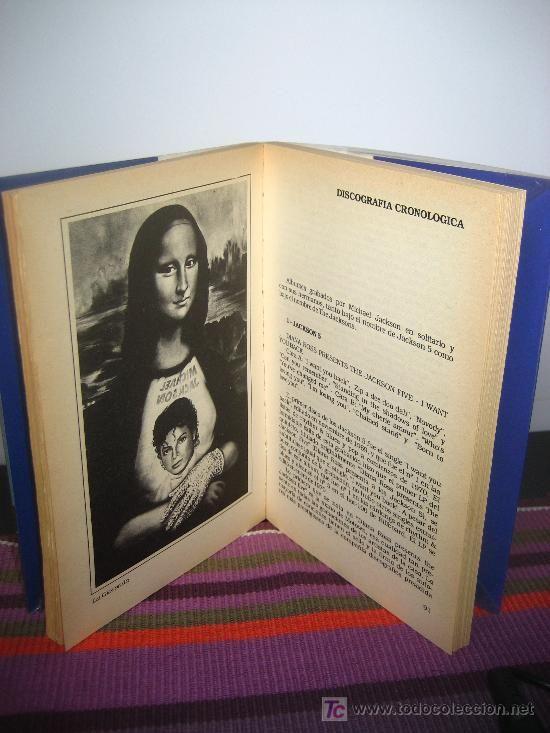 michael jackson ...libro autobiografico