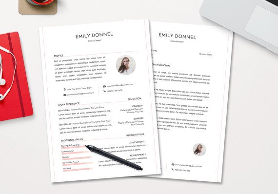 Resume and Cover Letter Templates for Students