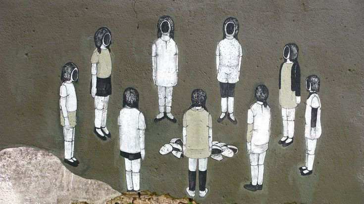 Hyuro, Bensacon, France - unurth | street art